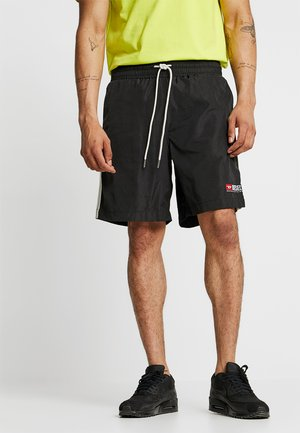 P-BOXIE SHORTS - Shorts - black