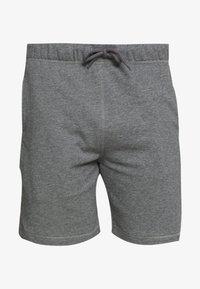 Diesel - PAN SHORTS - Teplákové kalhoty - grey - 4
