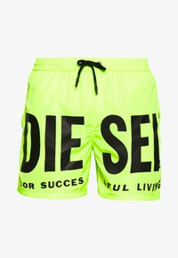 Diesel - BMBX-WAVE - Shorts - neon yellow - 4