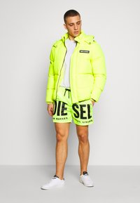 Diesel - BMBX-WAVE - Shorts - neon yellow - 1