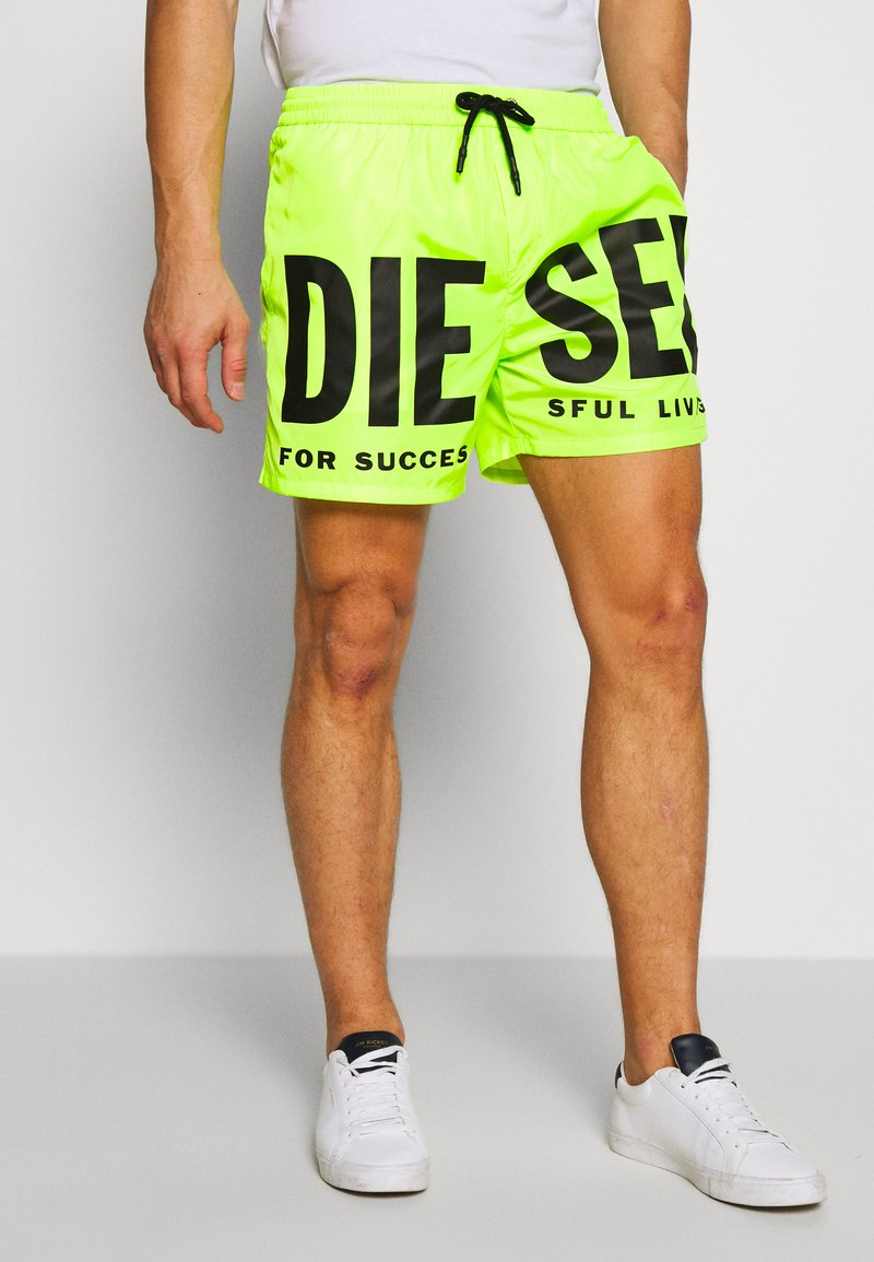 Diesel - BMBX-WAVE - Shorts - neon yellow
