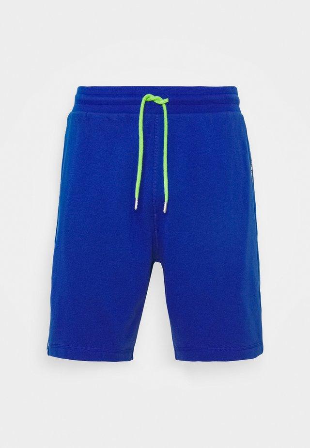 UMLB-EDDYSHORTS - Pyjamahousut/-shortsit - blue