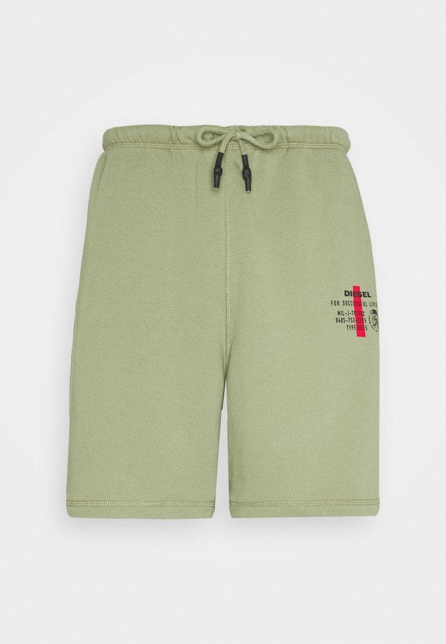 EDDY - Shorts - olive