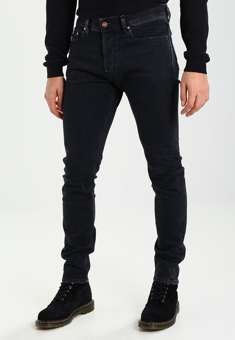 Diesel - TEPPHAR - Jeans Skinny Fit - black