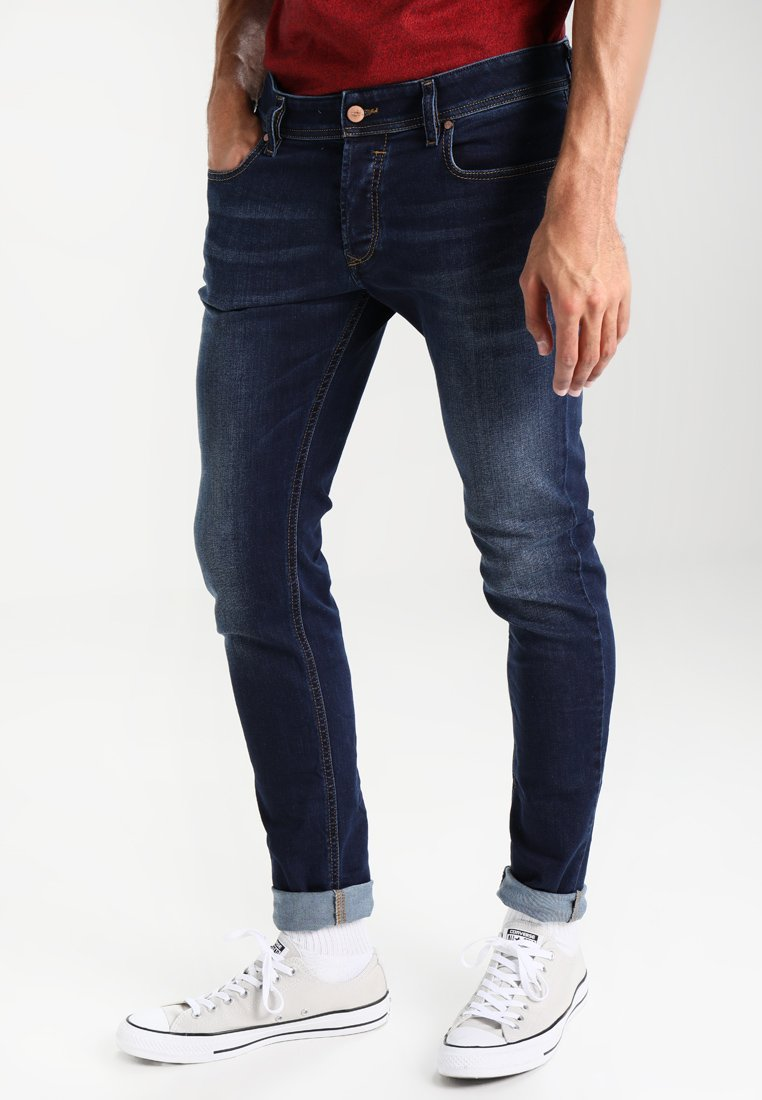 Diesel - SLEENKER - Jeans Skinny Fit - 084ri