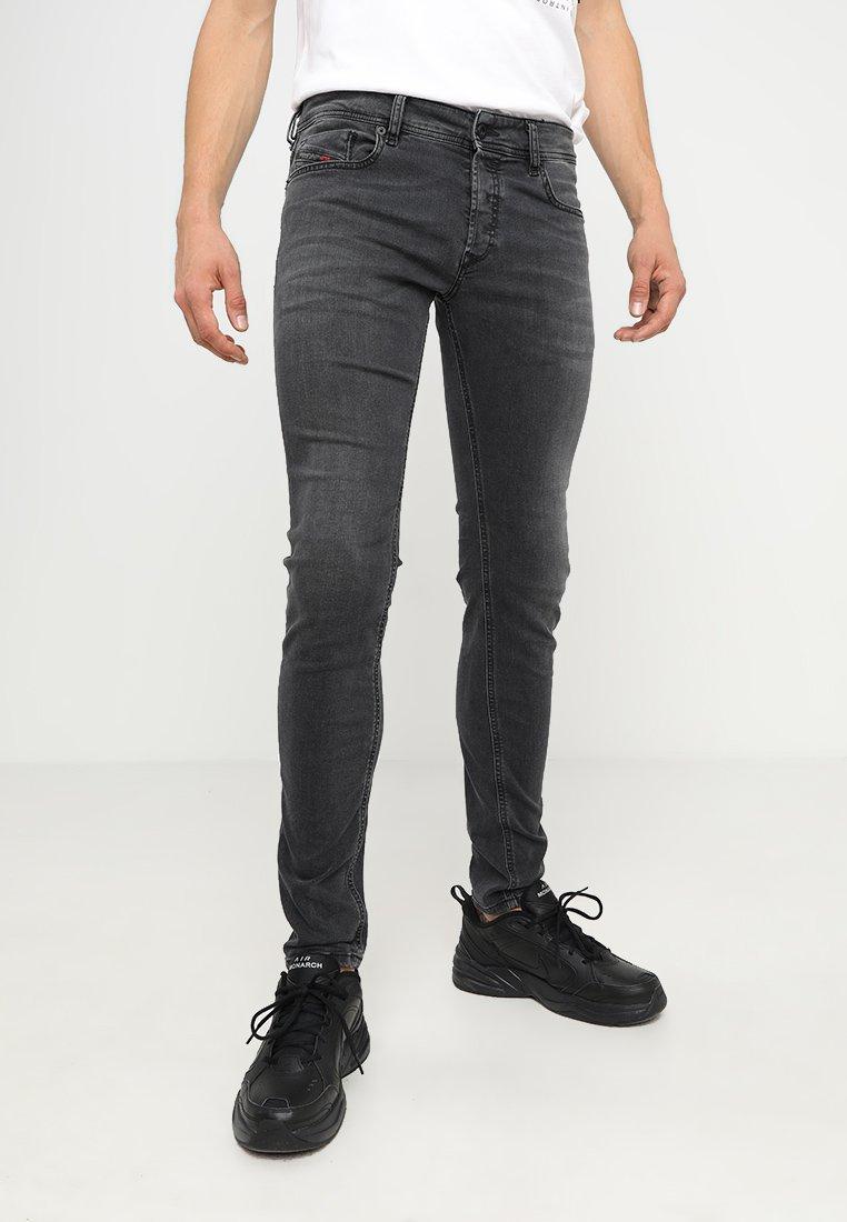 Diesel - SLEENKER - Jeans Skinny Fit - 069eq