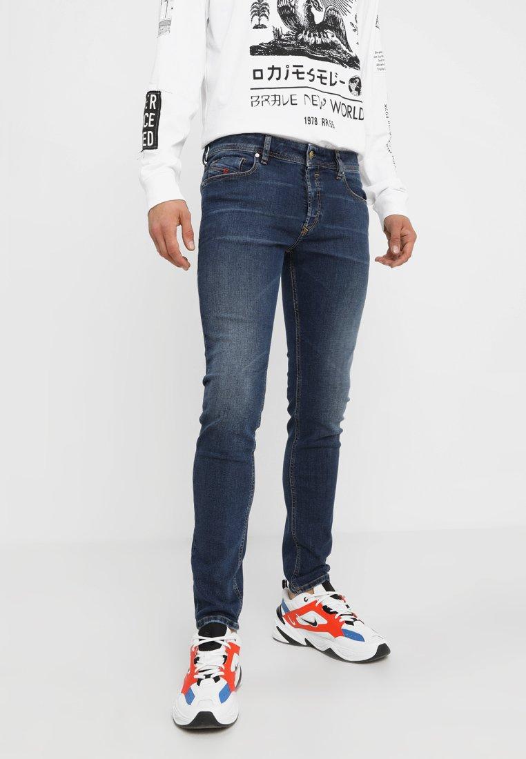 Diesel - SLEENKER - Jeans Skinny Fit - 086aj