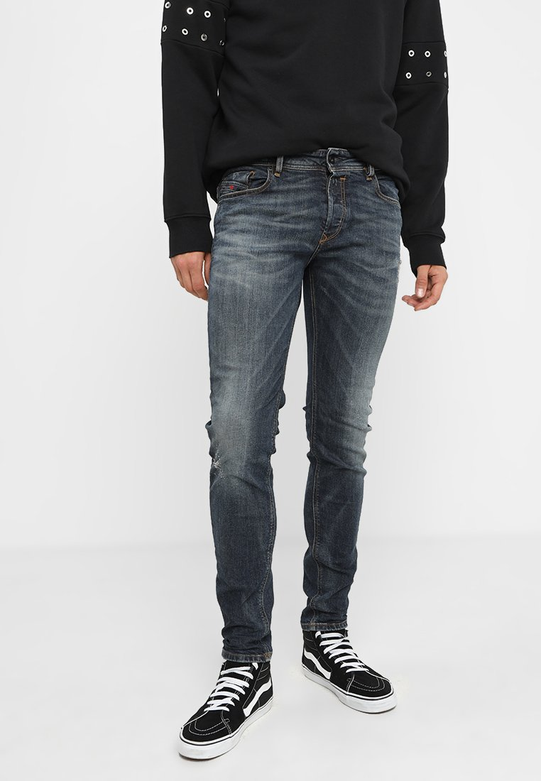 Diesel - SLEENKER - Jeans Slim Fit - 069dg