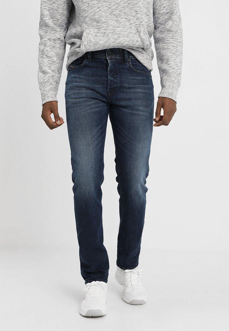 Diesel - BUSTER - Jeans Slim Fit - dark-blue denim