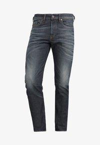 Diesel - BUSTER - Jeans Tapered Fit - dark blue - 4