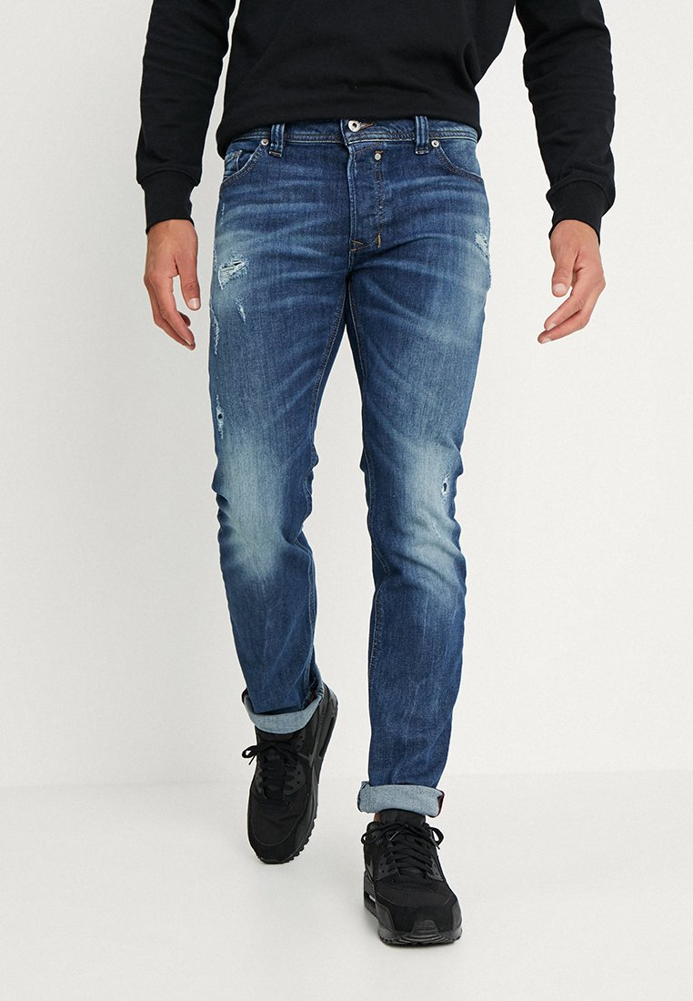 Diesel - SAFADO - Jeans Straight Leg - c69dz