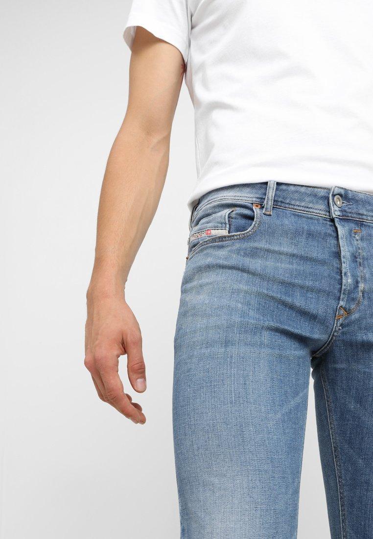 Diesel - SLEENKER - Jeans Skinny Fit - 086ap