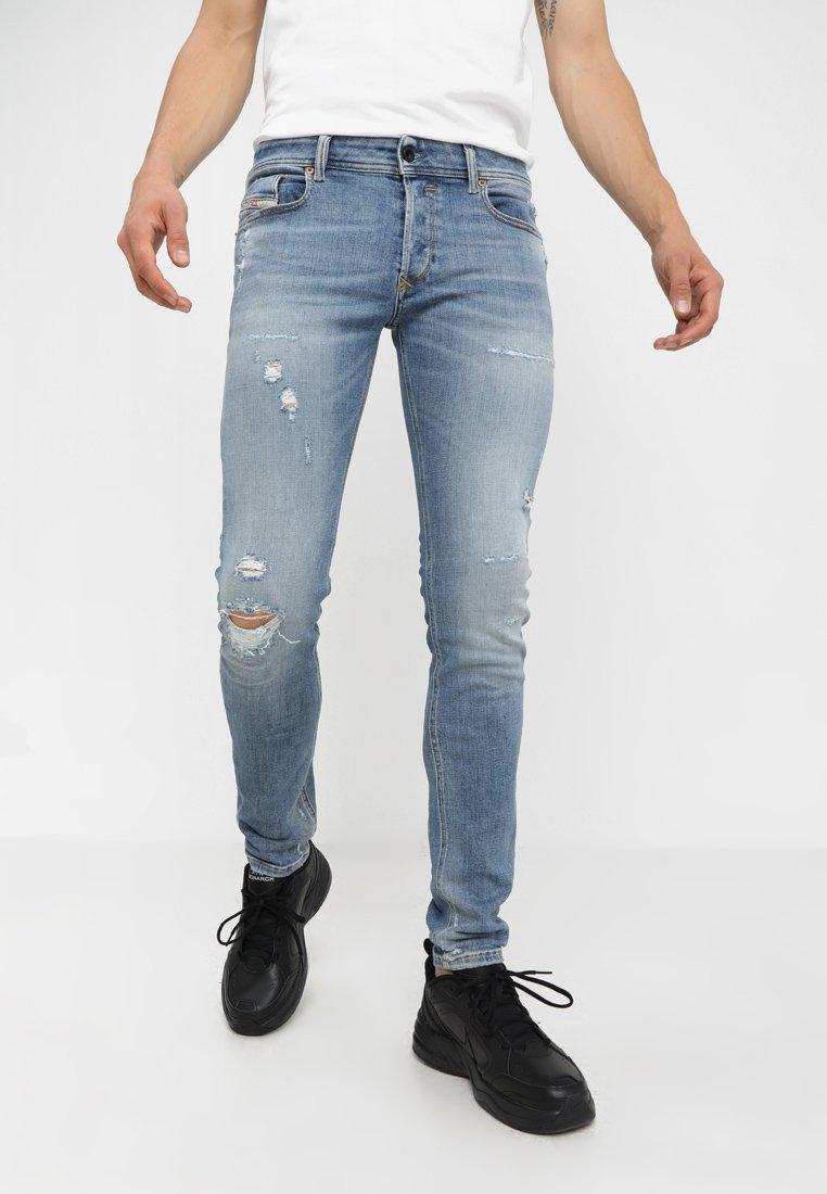 Diesel - SLEENKER - Jeans Skinny Fit - 086at