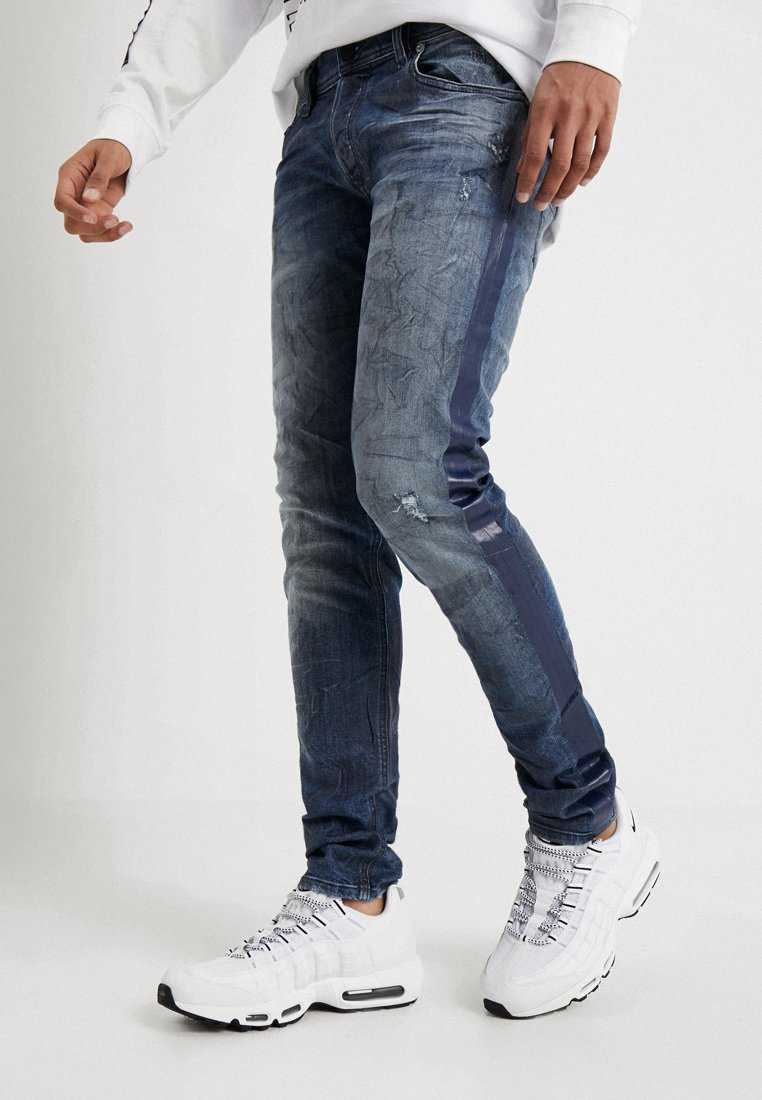 Diesel - SLEENKER - Jeans Skinny Fit - 069dh