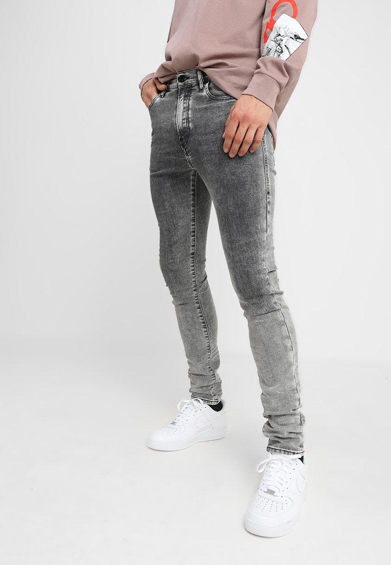 Diesel - D-AMNY - Jeans Slim Fit - grey denim