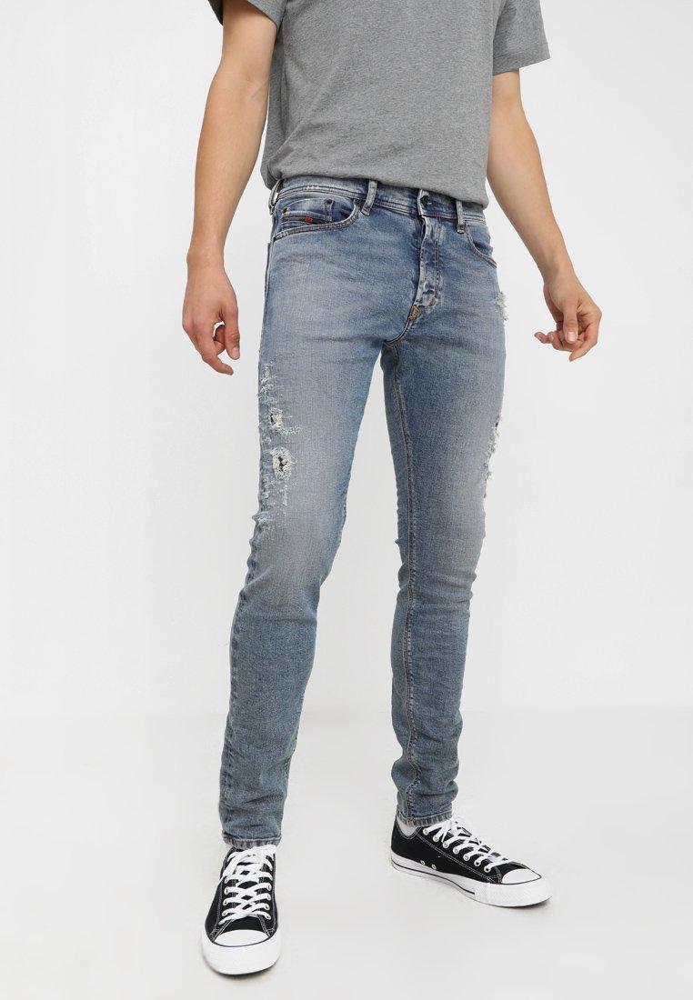 Diesel - TEPPHAR - Jeans Skinny Fit - 080ac