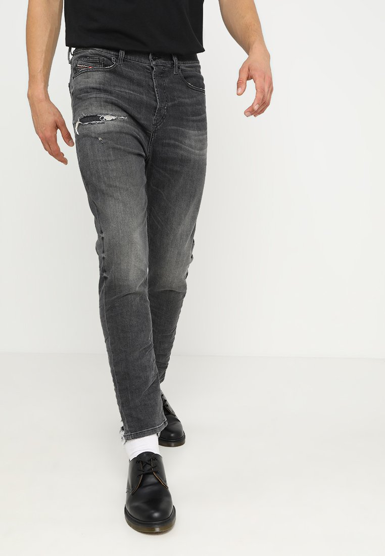 Diesel - D-VIDER - Jeans baggy - 069dm