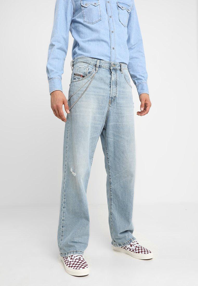 Diesel - D-VIDED - Jeans Relaxed Fit - 080af
