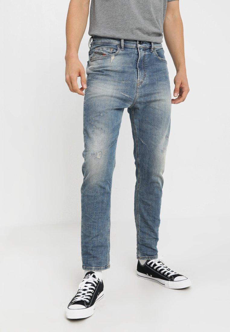 Diesel - D-VIDER-TJOGGJEANS - Jeans Tapered Fit - 087ad