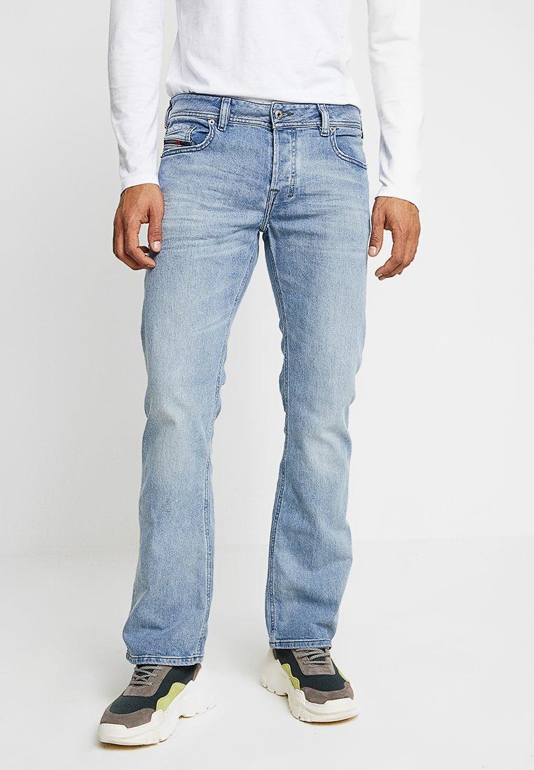 Diesel - ZATINY - Bootcut jeans - c81al