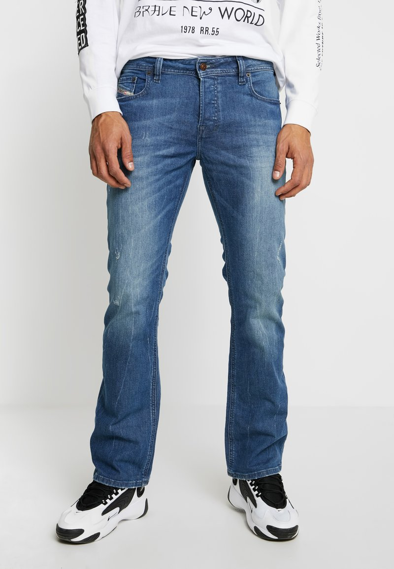 Diesel - ZATINY - Jeans Bootcut - c84ky