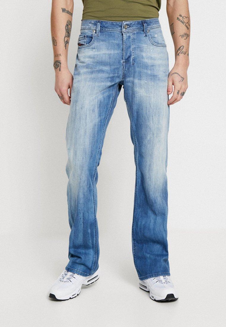 Diesel - ZATINY - Jeans Bootcut - 081as