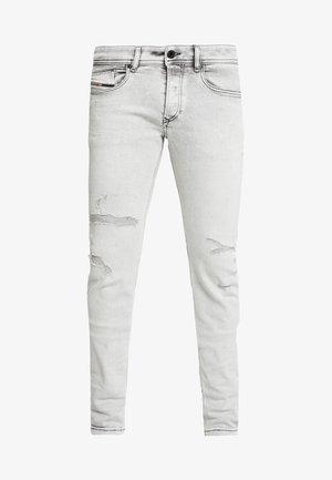 SLEENKER - Jean slim - grey denim