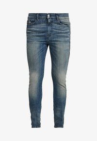 Diesel - D-AMNY-SP - Vaqueros pitillo - dark-blue denim - 4