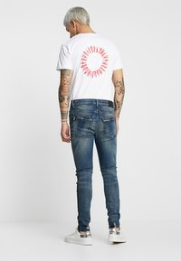 Diesel - D-AMNY-SP - Vaqueros pitillo - dark-blue denim - 2