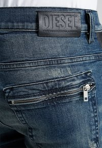 Diesel - D-AMNY-SP - Vaqueros pitillo - dark-blue denim - 3