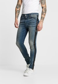 Diesel - D-AMNY-SP - Vaqueros pitillo - dark-blue denim - 0