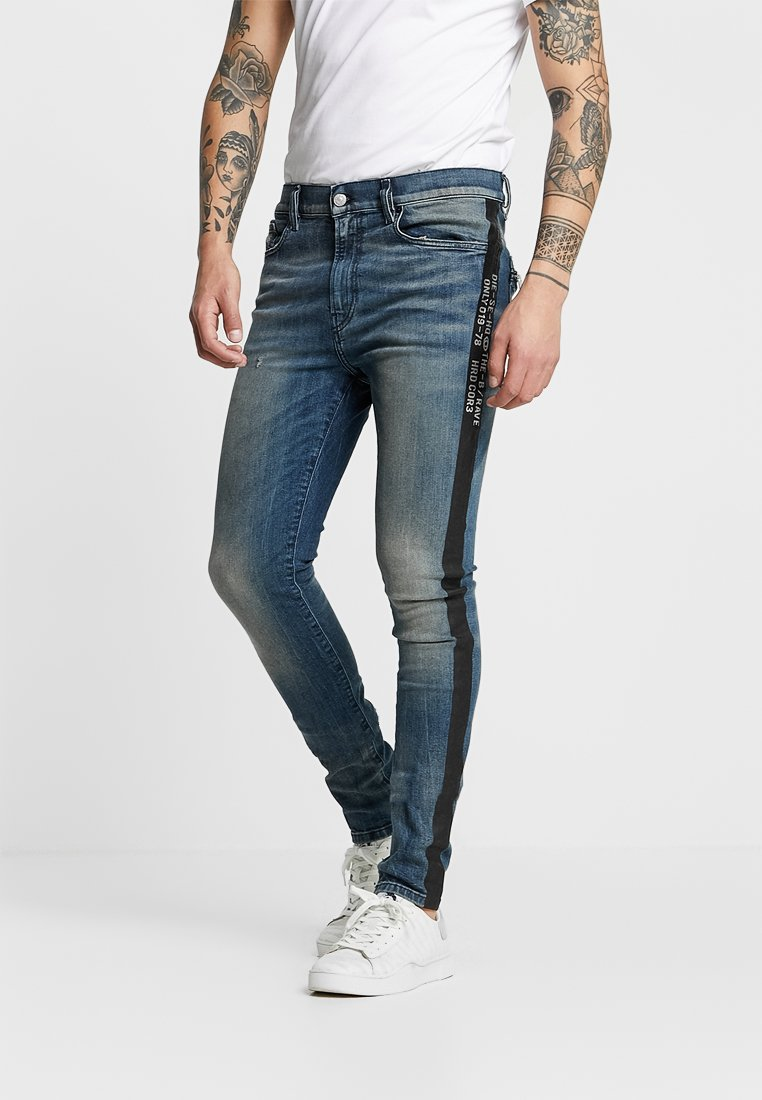 Diesel - D-AMNY-SP - Jeans Skinny Fit - dark-blue denim