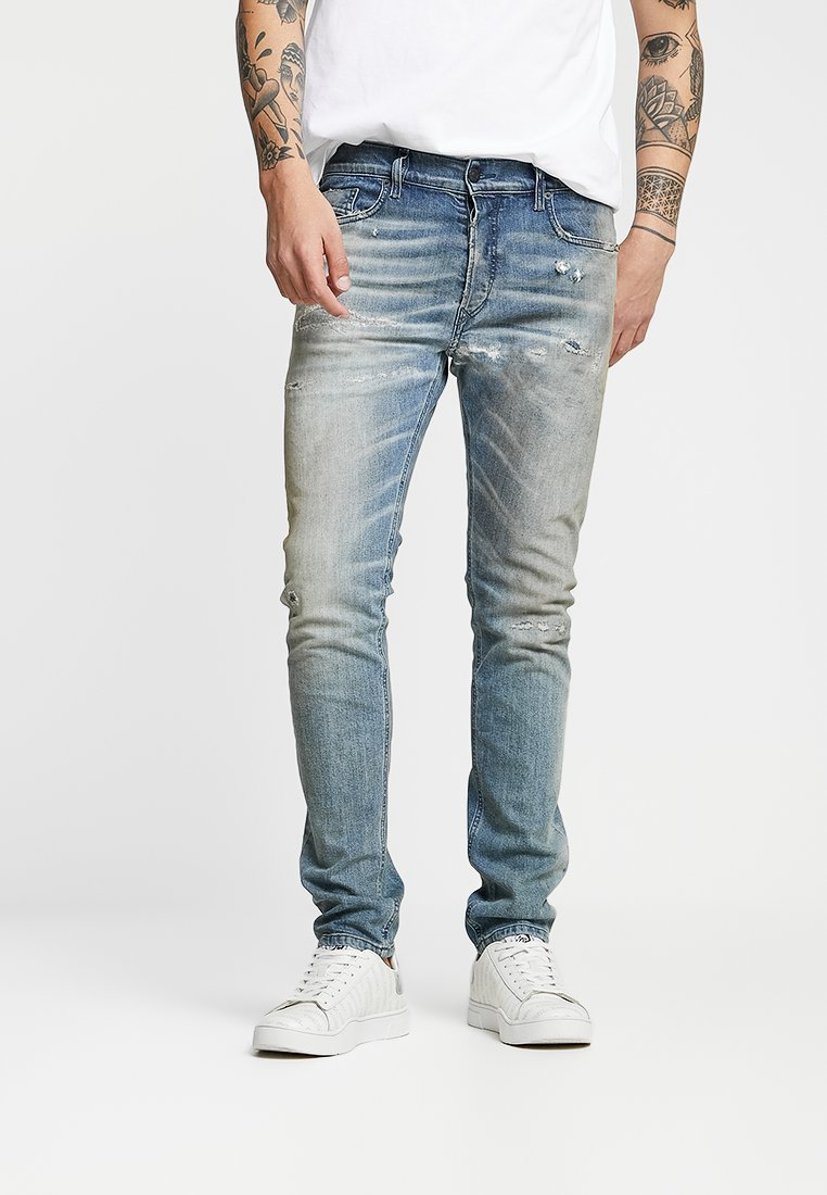 Diesel - TEPPHAR - Slim fit jeans - 084aq