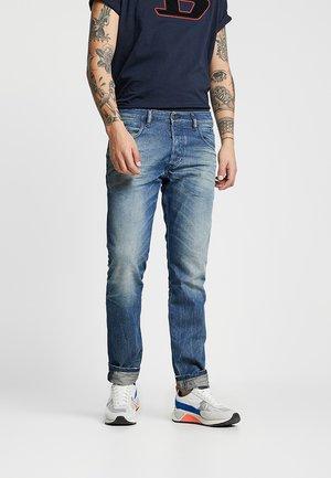 D-BAZER - Zúžené džíny - blue denim, blue denim