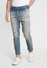 Diesel - D-VIDER - Jeans relaxed fit - 084aq - 0