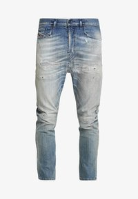 Diesel - D-VIDER - Jeans relaxed fit - 084aq - 4