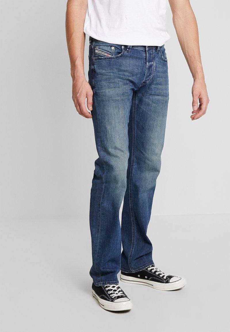 Diesel - LARKEE - Jeans straight leg - cn025