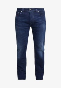 Diesel - LARKEE - Straight leg jeans - dark blue denim - 4