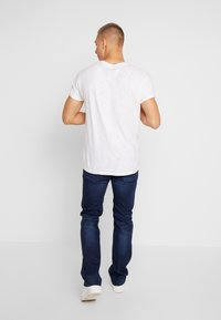 Diesel - LARKEE - Straight leg jeans - dark blue denim - 2