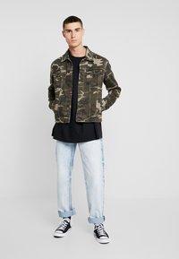 Diesel - KODECK - Jeans relaxed fit - light blue denim - 1