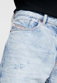 Diesel - KODECK - Jeans relaxed fit - light blue denim - 5