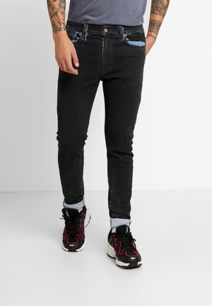 D-ISTORT-SP1 - Jeansy Skinny Fit - 0094b