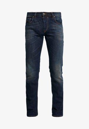 SAFADO - Straight leg jeans - dark blue denim