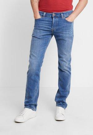SAFADO - Jeans a sigaretta - blue denim