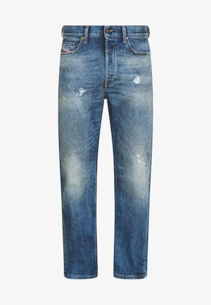 D-MACS - Jeansy Straight Leg - dark blue denim