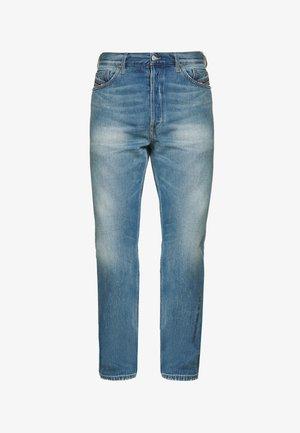 D-MACS - Džíny Straight Fit - blue denim