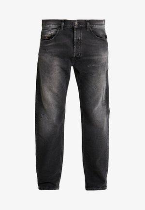D-MACS - Straight leg -farkut - black denim