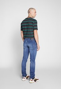 Diesel - TEPPHAR-X - Slim fit jeans - dark blue denim - 2