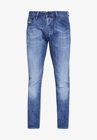 Diesel - TEPPHAR-X - Slim fit jeans - dark blue denim - 4