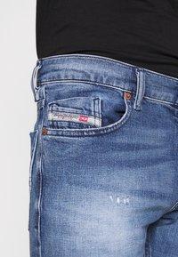 Diesel - TEPPHAR-X - Jeans Skinny - blue denim - 4